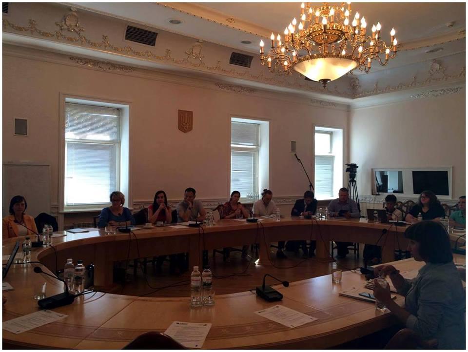 """Наші юристки взяли участь у круглому столі щодо діяльності платформи """"Омбудсман +"""""""