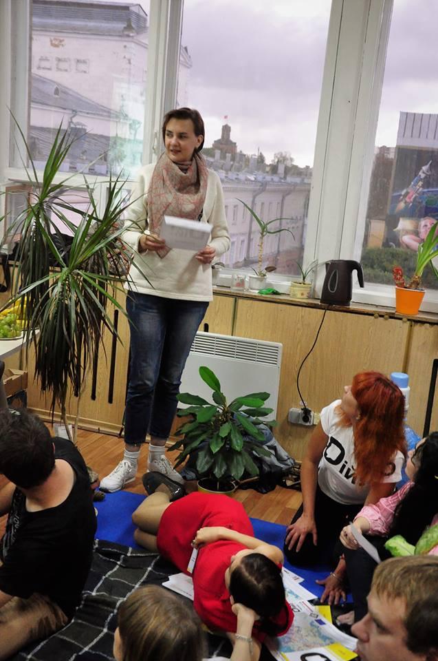 «Пікнік» під пальмами: дискусія про відкриті дані у Вінниці