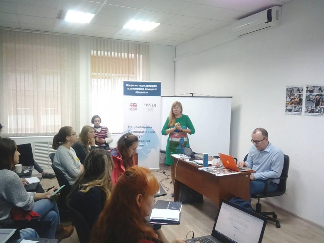 12 приводів написати про гендерну рівність: ідеї від учасниць та учасників тренінгу з гендерно чуйної журналістики