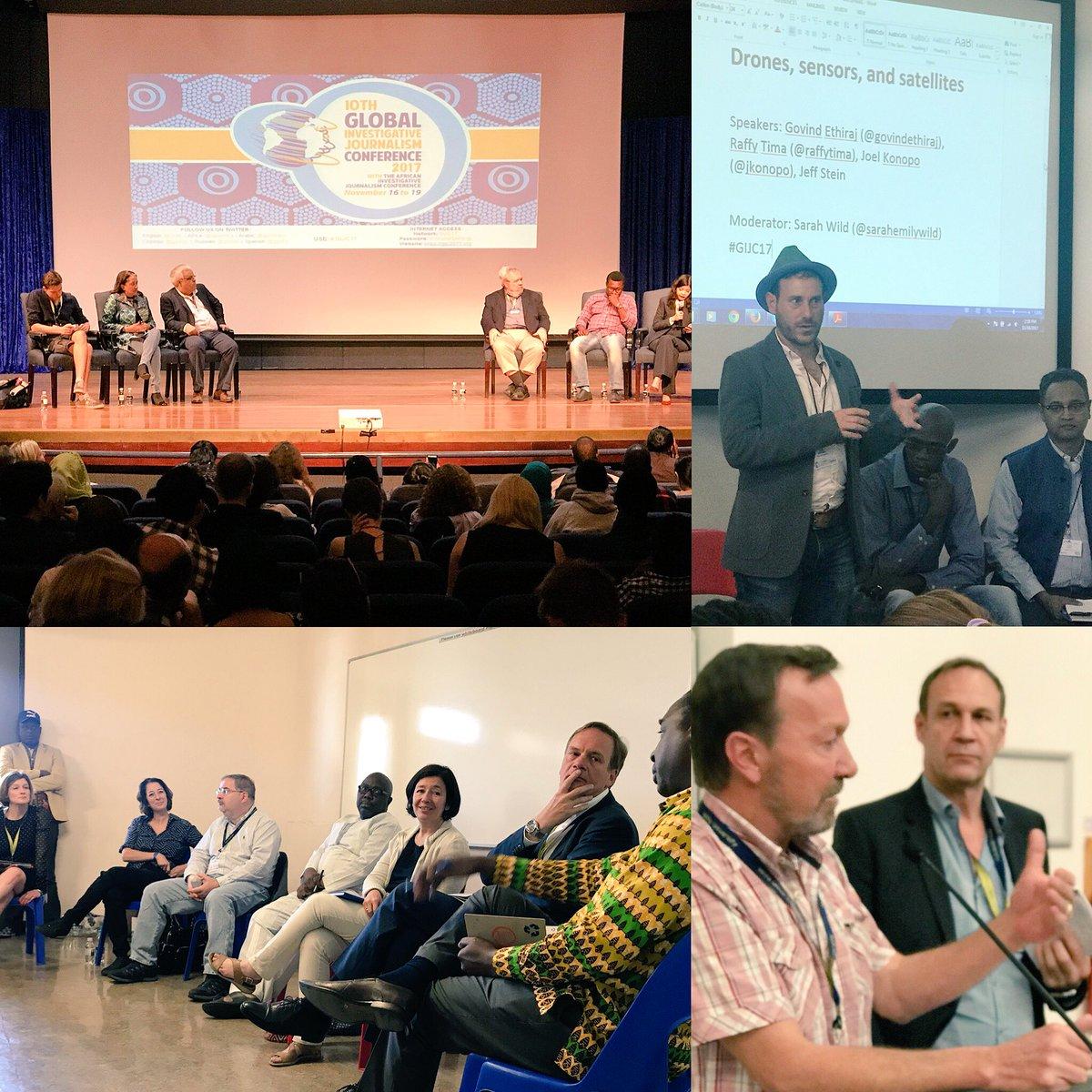 Підсумки 10-ї Глобальної конференції журналістів-розслідувачів: конспекти, тези, відгуки