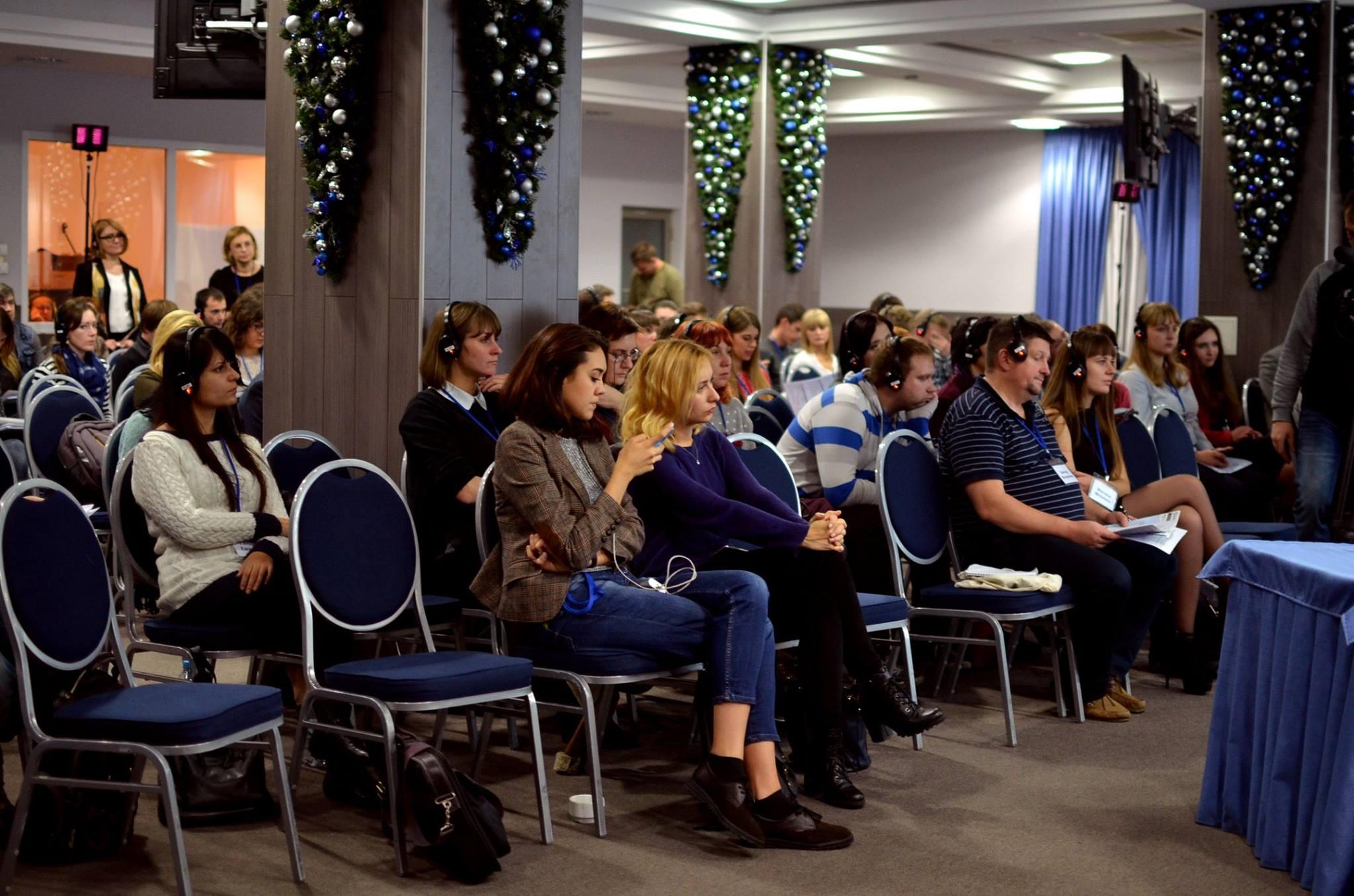 Інститут розвитку регіональної преси провів Восьму щорічну конференцію журналістів-розслідувачів України
